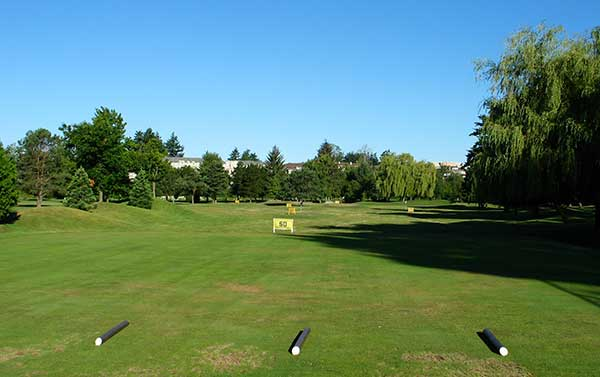 Beach Grove Golf Club Driving Range